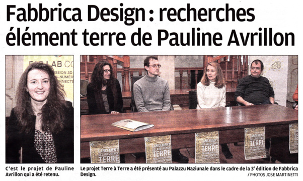 Lancement officiel de la résidence Fabbrica Design 3 !
