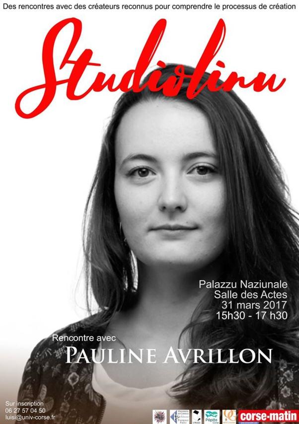 Studiolinu Pauline Avrillon