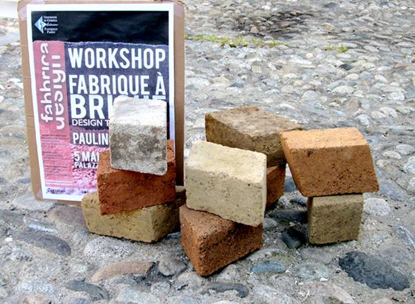 Quelques images de la Fabrique à brique !
