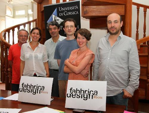 Fabbrica Design: à la recherche du designer du bois insulaire
