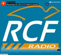 Fabbrica Design sur RCF Corsica !