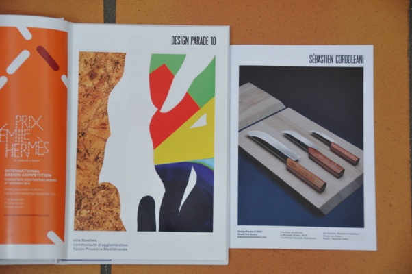 Fabbrica Design dans le Catalogue de la Design Parade 10 !