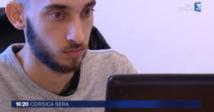 Reportage de France 3 Corse Via Stella sur Fabbrica Design 2