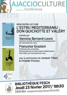 L'estru mediterraniu : Don Quichotte & Paul Valéry