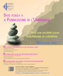 Fundazione di l'Università di Corsica