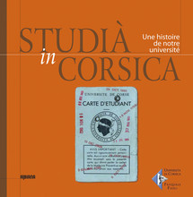 Studià in Corsica, u libru di i 30 anni