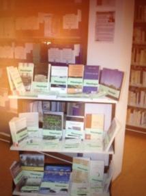 Exposition Mésologiques à la bibliothèque universitaire
