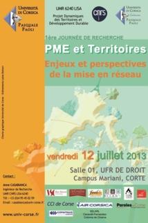 Workshop PME/Territoire : les enjeux de la mise en réseau