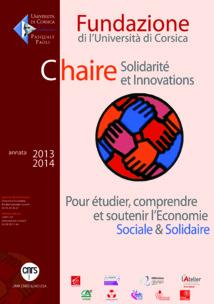 L'Economie Sociale et Solidaire aura bientôt sa chaire universitaire !