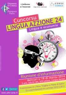 E à mumenti... Lingu'Azzione !