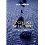 Poétique de la Terre, nouvel ouvrage d'Augustin Berque