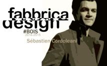 Sébastien Cordoleani lauréat d'A Fabbrica Design, 1ère du nom !