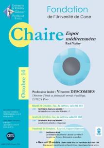 L'esprit méditerranéen en questions avec Vincent Descombes