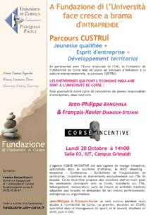 Parcours Custrui avec Corse Incentive