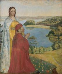 Dante in paghjella à Lugano