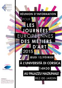Et si vous participiez aux Journées Européennes des Métiers d'Art ?