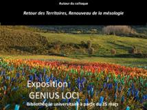 Une nouvelle expo autour du Colloque Retour des territoires, Renouveau de la Mésologie