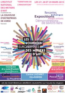 Les Journées Européennes des Métiers d'Art arrivent !