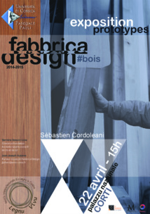 Exposition de restitution de Fabbrica Design