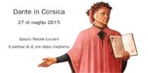 Ghjurnata Dante in Corsica