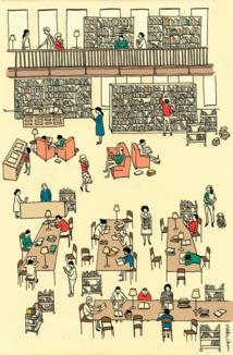 Le temps des bibliothèques