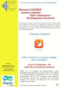 Custruì avec Francescu Santoni