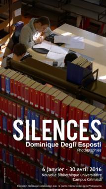 Silences, une exposition de Dominique Degli Esposti