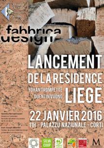 Fabbrica Design #Liège : on vous dit tout le 22 janvier !