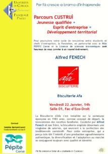 Parcours Custruì avec Alfred Fenech