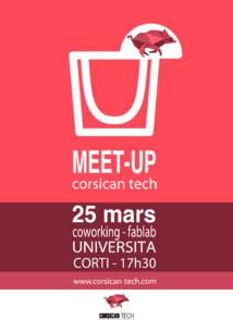Meet up Corsican Tech au Palazzu !