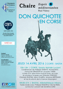 La folle journée de Don Quichotte en Corse