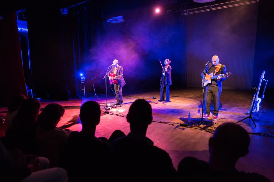 Un concert au Spaziu universitariu Natale Luciani