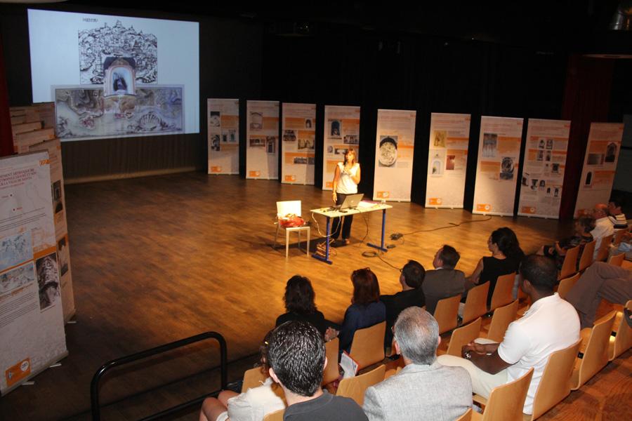 Une conférence au Spaziu universitariu Natale Luciani